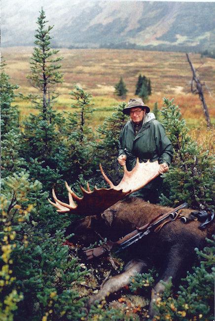 B Moose Hunting Canadian Moose Hunts B...